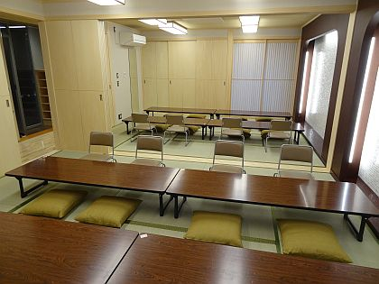 Tatami room 1 and 2